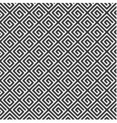 square tile geometric seamless pattern vector image