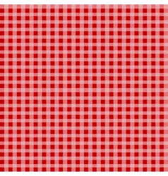 table cloth seamless pattern vector image vector image