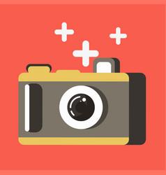 Summer travel or holiday vacation photo vector
