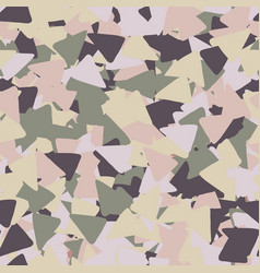 abstract geometric background made triangles vector image