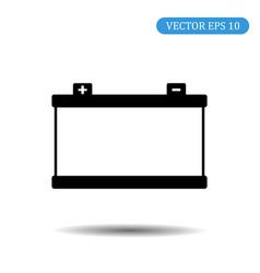 accumulator icon eps 10 vector image