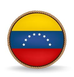 Venezuela Seal vector image