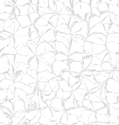 Grey tangled abstract background vector