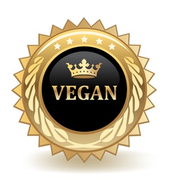 Vegan vector image