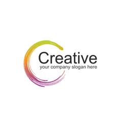 Creative logo vector