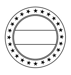 United states of america seal vector
