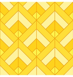 Bohemian gold bright pattern background vector