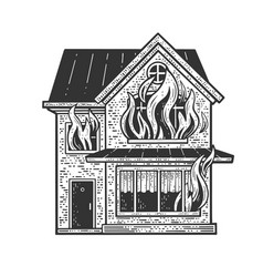 House Fire Clipart Vector Images Over 140