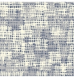 Seamless background pattern Burlap vector