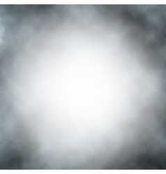 Fog background vector