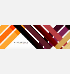 minimal line design abstract background vector image