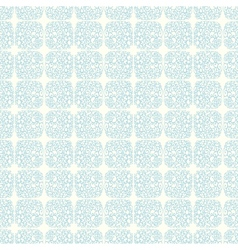 Seamless pattern with abstract geometric doodle vector image