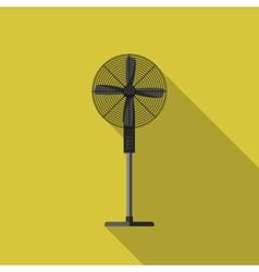 Ventilator flat icon vector