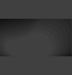 Abstract black waves tech background hd modern vector