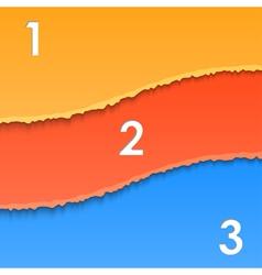 option background vector image