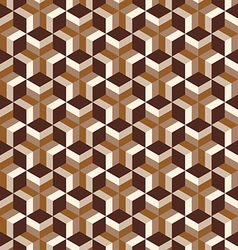 Abstract geometric seamless patterns background vector