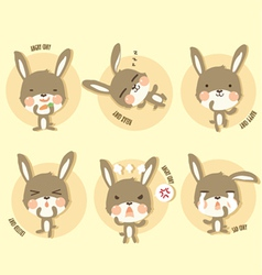 cony action vector image