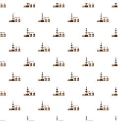 Refinery pattern seamless vector