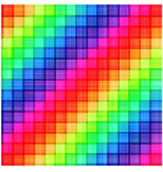 Seamless colorful rainbow colors background vector