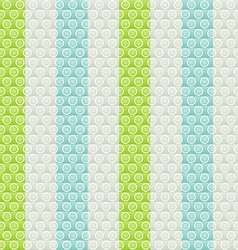 abstract point seamless pattern vector image vector image