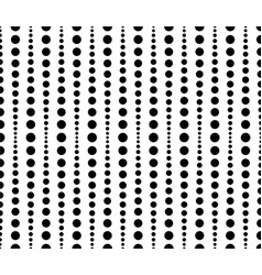 Dotted dots pattern background seamlessly vector