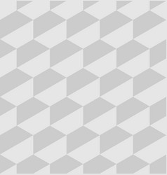 paper hexagonal tiles seamless abstract vector image