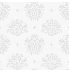Vintage silver background vector