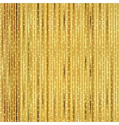Christmas gold shiny background vector image