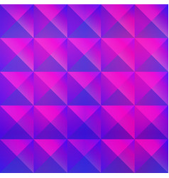 Purple triangle seamless texture vector