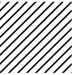 Diagonal straight parallel lines seamlessly vector