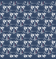 new pattern 0244 theatrical mask vector image