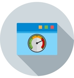 Page Speed vector