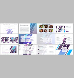 templates for website design vector image