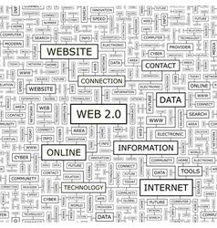 WEB2 0 vector
