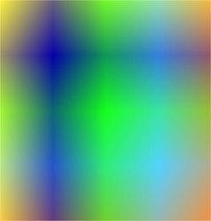 Iridescent multicolored background vector image