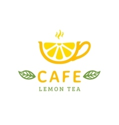 Cafe logo vector