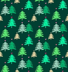 Christmas pattern62 vector image