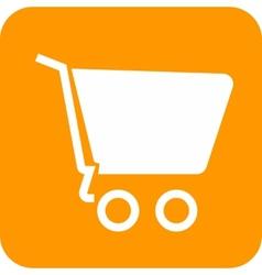 Empty Cart vector image