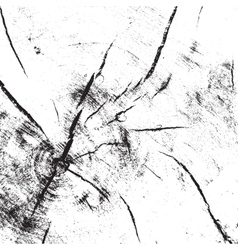 Sawed wood texture vector