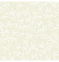 Seamless floral pattern Abstract texture with vector image vector image