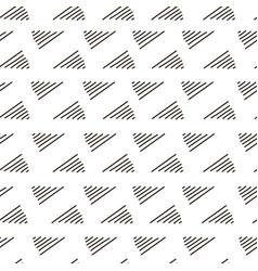 abstract geometric nook corner fashion design vector image vector image