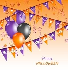 Happy Halloween Party vector