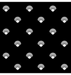 Geometric simple monochrome minimalistic vector image