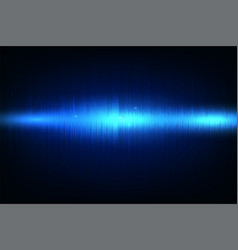 abstract music equalizer equalizer vector image