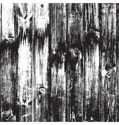 Distress Wooden Overlay vector image