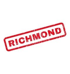 Richmond Rubber Stamp vector