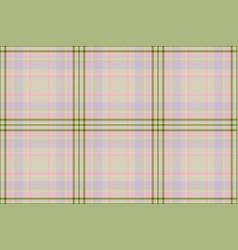 tartan scotland seamless plaid pattern retro vector image