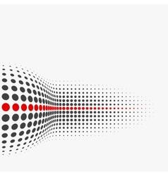 Halftone Texture vector image vector image