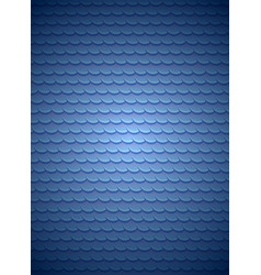 texture with fish scales design background for vector image