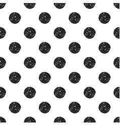 Little planet pattern vector